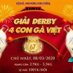 [LIVE] Đá gà trực tiếp – giải gà Campuchia mới nhất hôm nay 8/3/2020