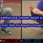 Đá gà 67 trực tiếp Thomo ngày 6/10/2020